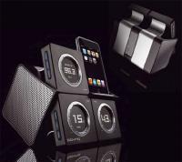 Boynq iPodi kõlarid/äratuskell