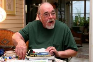 D&D Gary Gygax