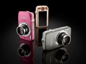uus caon ixus kaamerate seeria